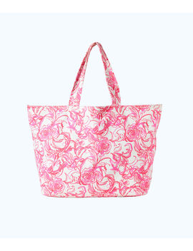 Goop X Lilly Pulitzer Palm Beach Tote by Lilly Pulitzer