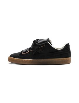 Basket Heart Corduroy Women's Sneakers by Puma