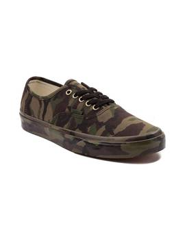Vans Authentic Camo Mono Skate Shoe by Vans