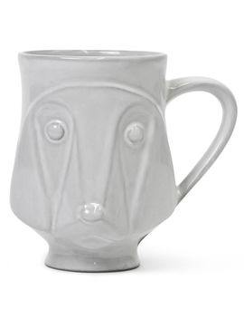 Utopia Dog Mug by Jonathan Adler