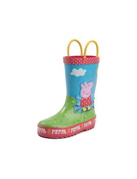 Toddler Peppa Pig Rain Boot by Read Reviews