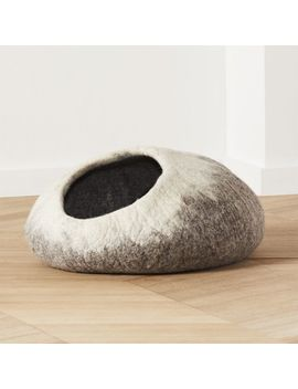Ombre Cat Cave by Crate&Barrel