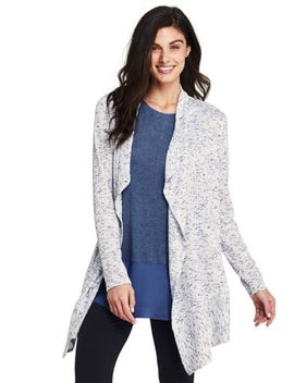 Women's Waterfall Cardigan by Lands' End