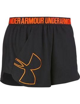 Under Armour Women's Play Up 2.0 Graphic Shorts by Under Armour