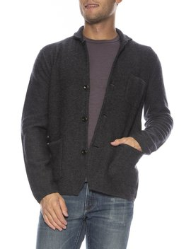 Alex Mill Merino Unstructured Jacket   Charcoal by Garmentory