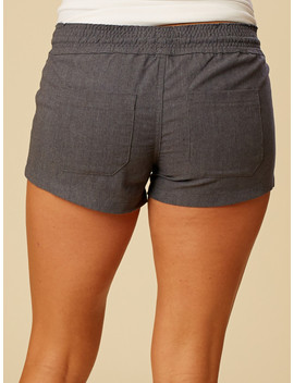 Essential Linen Shorts by Altar'd State