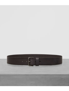 Dunston Leather Belt by Allsaints