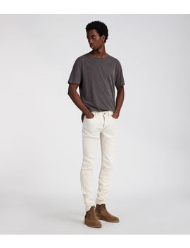 Itasca Rex Straight Skinny Jeans by Allsaints