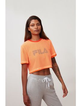 Alberta Crop Tee by Fila