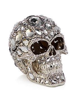 Skull Trinket Box by Z Gallerie