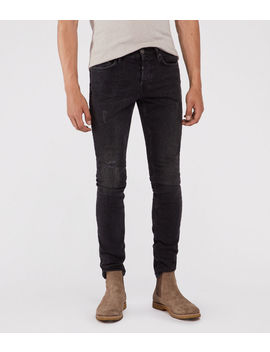 Rex Straight Skinny Jeans by Allsaints