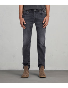 Graine Reed Straight Jeans by Allsaints