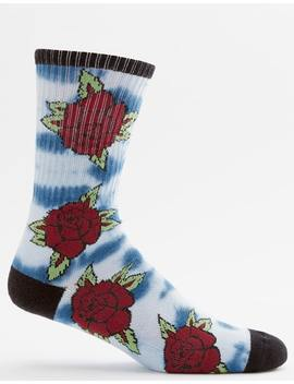 Absent Roses Socks by Hallenstein Brothers