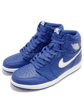 Nike Air Jordan 1 Retro High Og / Prm Premium Men Aj1 Shoes Sneakers Pick 1 by Nike