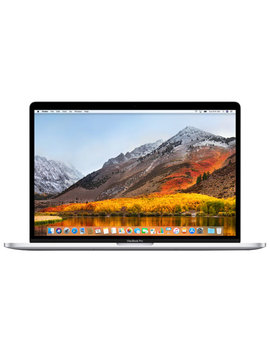 "Apple Mac Book Pro With Touch Bar 15.4""   Silver (Intel Core I7 2.6 G Hz/512 Gb/16 Gb Ram)   English by Apple"