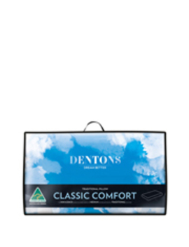Classic Comfort Foam Pillow by Dentons