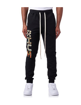 Rich Studed Track Pants by Rich Star