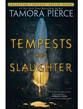 Tempests And Slaughter : The Numair Chronicles Book One by Tamora Pierce