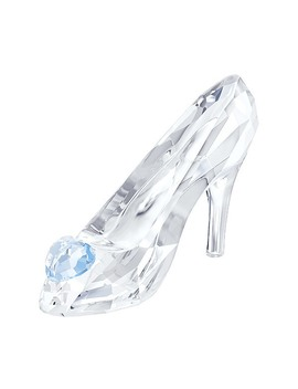 Cinderella`s Slipper by Swarovski Crystal