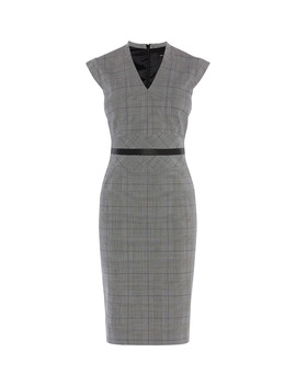 Checked Tailored Dress by Dd019 Dd171 Dd173 Dd036 Dd013 Dd004 Dd122 Tc063 Dc066 Fc119 Gc313 Kd011
