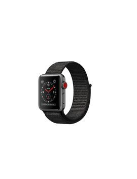 Apple Watch   Space Grey Aluminium Case With Black Sport Loop by Apple