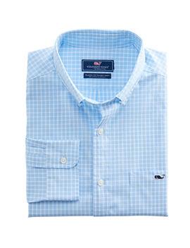 Graph Check Classic Murray Shirt by Vineyard Vines