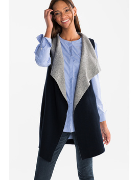 Vest by Yessica