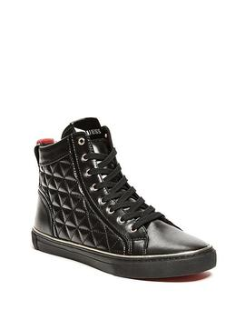 Fitz High Top Sneakers by Guess