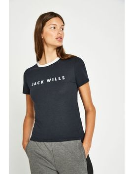 Shenley Ringer T Shirt by Jack Wills