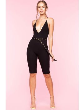 Queen Of Games Romper by A'gaci