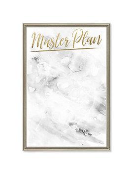 Master Plan Organization Board by Z Gallerie