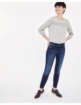The Skinny Blue Black Sculpting Jeans by Reitmans