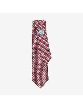 Tie 7 Chatrang Tie by Hermès