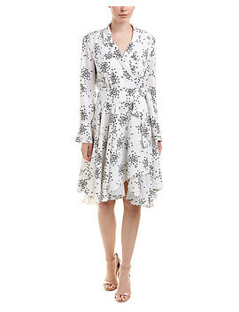 Catherine Catherine Malandrino Wrap Dress by Catherine Catherine Malandrino