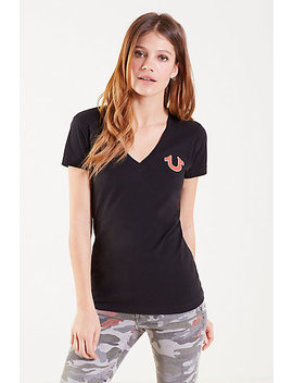 Double Puff Womens Tee by True Religion