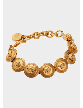 Medusa Tribute Bracelet by Versace