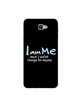 Casotec Quotes Design 3 D Printed Hard Back Case Cover For Samsung Galaxy J5 Prime by Casotec