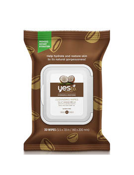 Yes To Coconut Cleansing Wipes (Pack Of 30) by The Hut