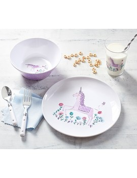 Unicorn Critter Tabletop Gift Set by Pottery Barn Kids