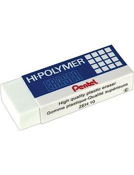 Pentel® Vinyl Erasers, 2/Pack by Staples
