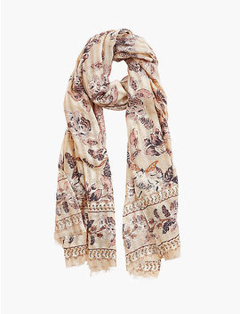 Ludlow Paisley Scarf by Lucky Brand