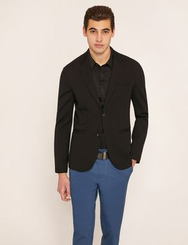 Classic Tailored Blazer by Armani Exchange