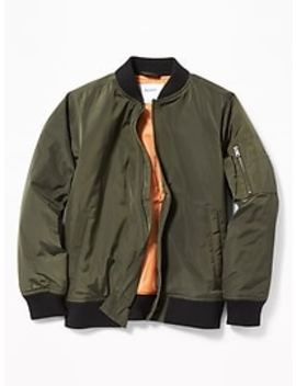 Bomber Jacket For Boys by Old Navy