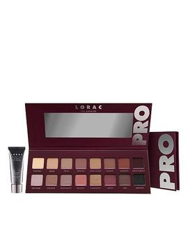 Lorac Pro Palette 4 With Mini Primer by Lorac