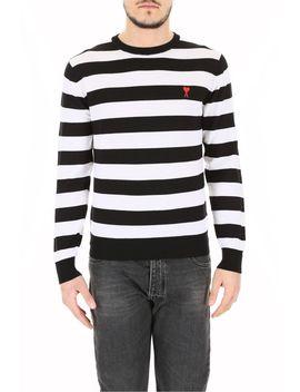 Striped Pullover by Ami Alexandre Mattiussi