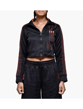 Crop Track Top by Adidas Originals By Alexander Wang