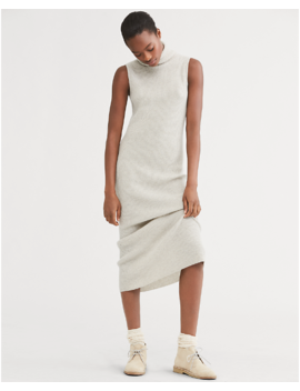 Cashmere Turtleneck Dress by Ralph Lauren