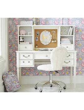 Blythe Desk & Tall Hutch by Pottery Barn Kids