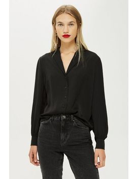 Long Sleeve Shirt by Topshop