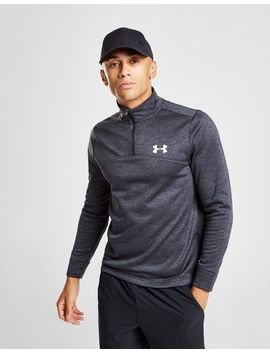 Under Armour Fleece 1/4 Zip Twist Poly Top by Under Armour